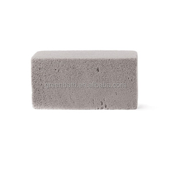 Food service Grill pumice stone for BBQ & Kitchen instead of grill brush