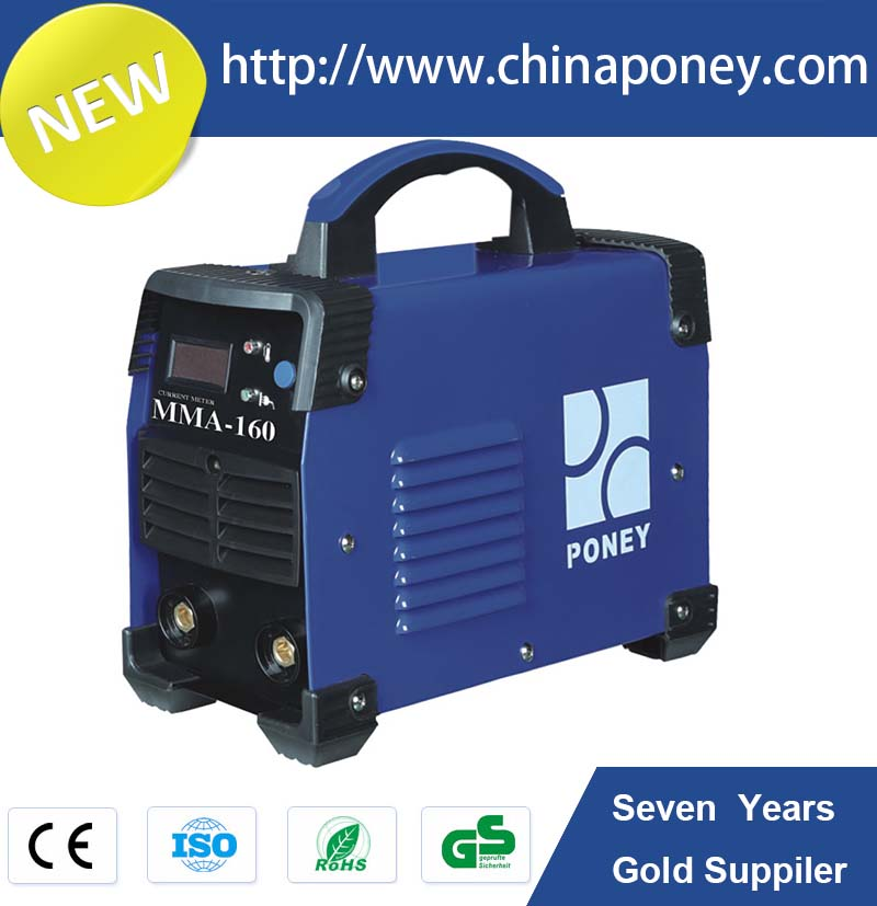 IGBT inverter DC ARC welding machine/welding equipment mma160S