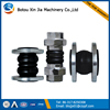 molded rubber bellows flexible rubber expansion joint