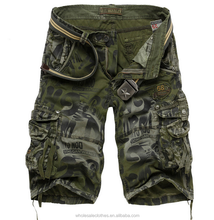 2014 new products cool Camo men military cargo pants/short#