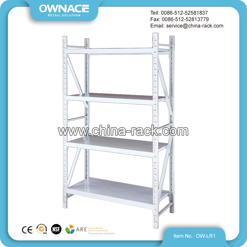 Warehouse Storage Shelving Racking System for Stacking