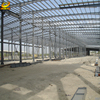 Cheap wholesale light steel structure warehouse fabrication