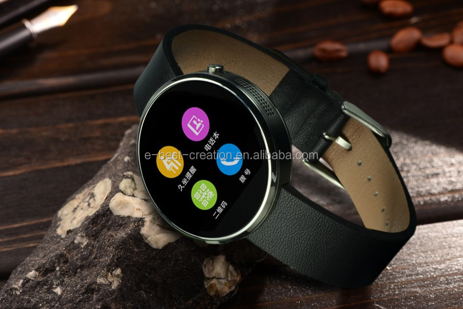 Cheap DM360 smart watch bluetooth phone with camera support MP3/MP4 sim card ce fcc rohs bqb ing monitor smart watch