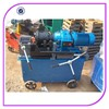 Hot selling facorty price portable rebar threading machine on sale
