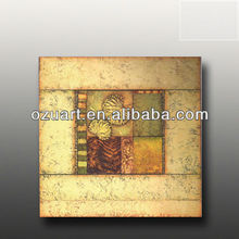 Modern wall art on canvas hand-painted abstract oil painting HF098