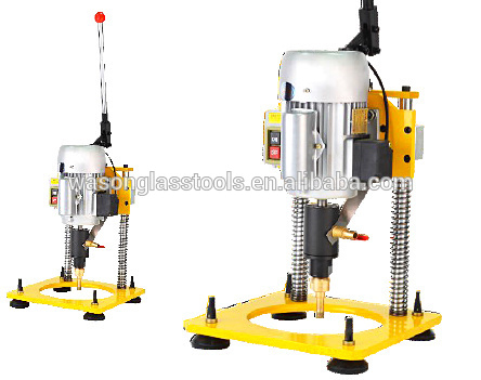 Porable hand glass drilling machine with good price for glass