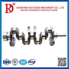 for sale high performance China supplier custom flexible 123111122/12200-86G00 iron car spare parts TD27 crankshaft