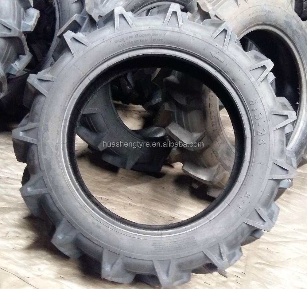 2017 New design deep pattern 8.3-24 tractor tyres