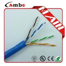 Support 1000Mpbs 250Mhz UTP Cat6 bare copper
