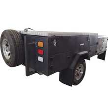 plastic utility trailer,with custom service