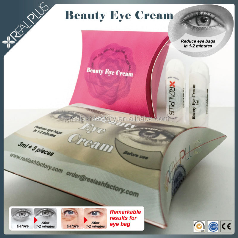 Natural makeup sets private label quick eye cream natural eyes serum gel type