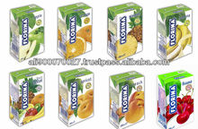 FRUIT NECTARS & DRINKS FLORINA 250ml