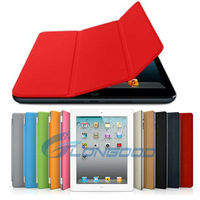 Colorful Cute Smart Leather Case Cover Stand for iPad mini