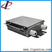 Ligent 4 ways stainless steel junction box