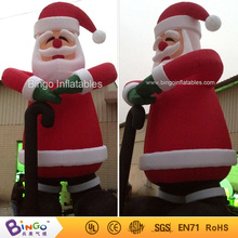 Animated santa type lowes christmas inflatables