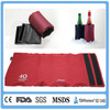 Nylon/pvc gel cool bottle cooler/wine bottle bubble wrap