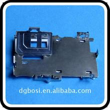 High precision stamping nickel sliver electromagnetic shielding case for PCB from china Automatic screen machine