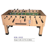 Qingfeng hot sale electronic coin operated soccer table/classic sport foosball table