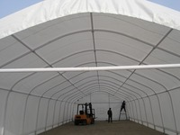 Outdoor Prefabricated Portable Cheap Large Warehouse Canopy Tent