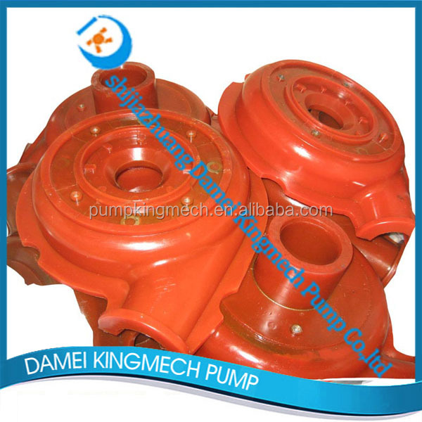 Made in China Hot Sale Slurry Pump Spare Parts - Rubber Slurry Pump Impeller