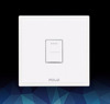 Best sell luxury smart electric wall switch for home use 1 gang one way Ruian POLO