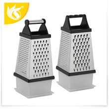 Beautiful Magic Stainless Steel 5 in 1 Kitchen Grater with Bowl