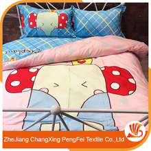 Luxury Polyester bed sheets for wholesale