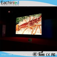 Eachinled P6 indoor LED screen Seamless Installation high definition
