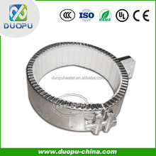 Industrial ceramic band heater to heat PVC