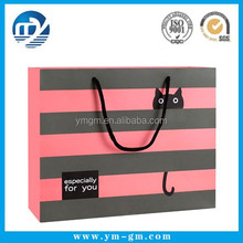 2015 Top Quality New Design Promotional Printed Paper Bag,Gift Paper Bag,paper shopping bag