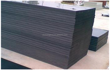 high temperature resistant recycled hdpe density hdpe for sheet black