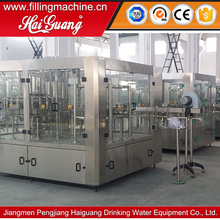 China best price new 3-in-1 automatic filling capping mineral water production line