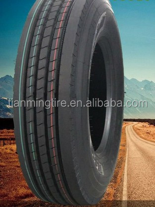 Poland the southern United States sell like hot cakes quality all-steel radial truck tyres 12R22.5