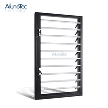 Latest Window Designs Air Conditioner Louver Plantation Shutters From China