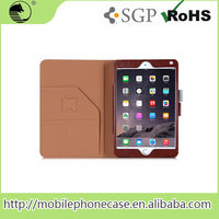 Cheap Goods From China PU Folio Leather Tablet Cover For iPad mini 4
