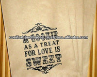 Custom Printed Cake Bags for Cake Shops, Bakers, Wedding Favors, Birthday Parties