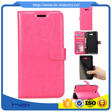 Luxury for Samsung J7 2017 PU leather case / book style flip phone cover for Samsung Galaxy J7
