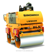 SINOMACH Walk-behind Vibratory Rollers 880KG Road Construction Machinery GYW801