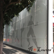 Sun shading,Custom image perforated aluminum sheet,aluminum perforated wall cladding panel