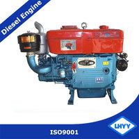 Water Cooled Diesel Engines Agriculture Machinery Equipment Yatel TL1125D
