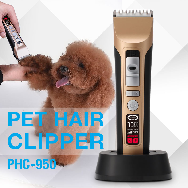 Rechargeable Pet Grooming Scissors for Dogs 2016 Item for Dog