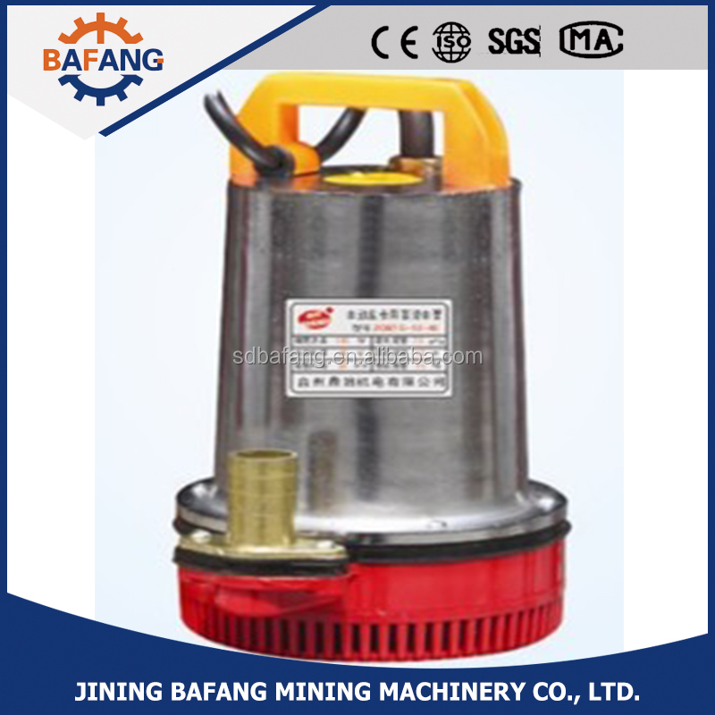 Sewage Application Pump Structure High Quality 12v Submersible Water Pumps