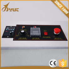 High Technology 380V Semi-Automatic Leather Ironing Machine