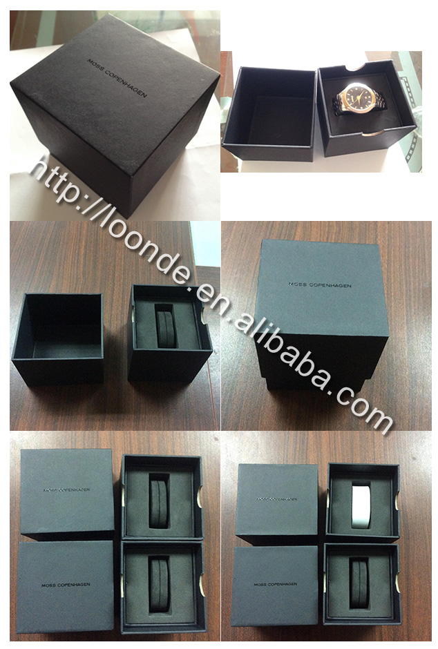 China supplier sales Custom Luxury paper jewelry box packaging, jewelry gift box