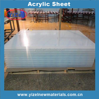 High quality China factory 100% virgin material acrylic sheet 6mm
