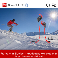 Fashion new 2016 running hiking magnet micro bluetooth headphone for all brand mobile phone