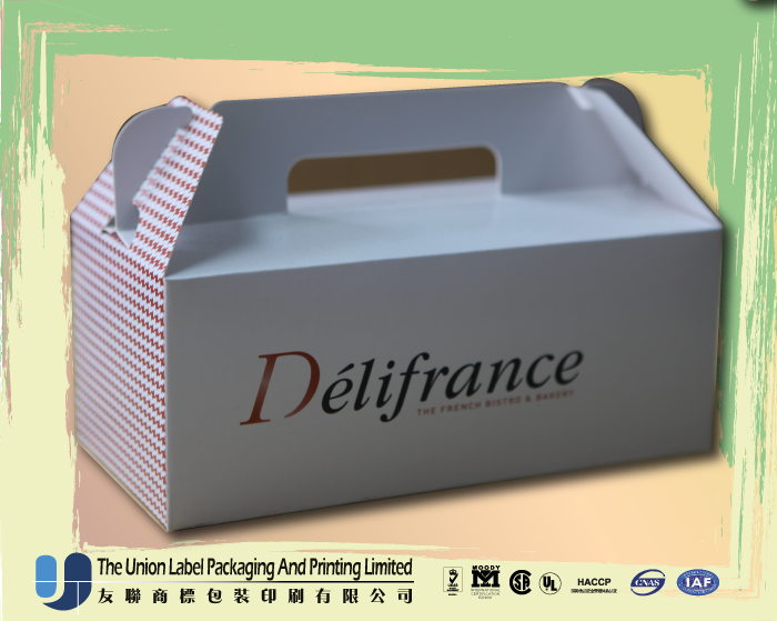 New promotion cup cake box for food packaging