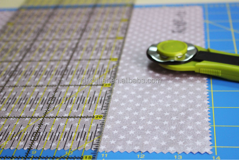 Quilting ruler acrylic
