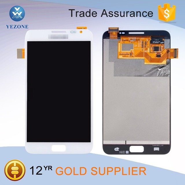 N7000 Mobile Phone Lcd Display for Samsung Galaxy Note Lcd Screen with Digitizer
