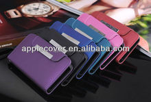 Fashion Design Chain PU Leather Wallet phone Case cover For iPhone 5/5s best selling products